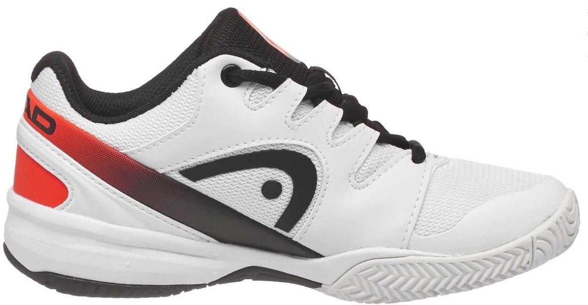22ece6eb1 Кроссовки HEAD Sprint 2.0 Junior White/Black для большого тенниса ...